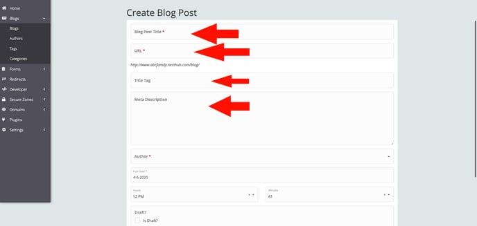 New Blog Post NestHub-4